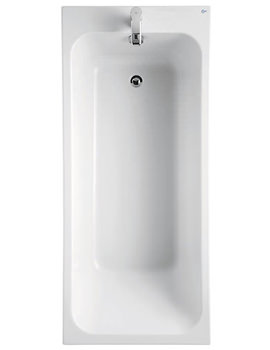Softmood Idealform Plus Rectangular Bath 1700 x 700mm