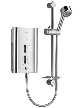 Escape Electric Shower 9kW Chrome - 1.1563.730