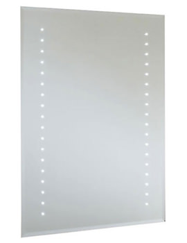 Rubens Demistable LED Mirror 600 x 800mm - 12SL18606