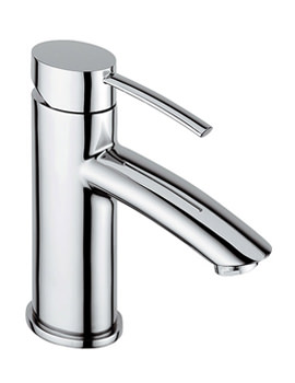 Tre Mercati Bella Mono Basin Mixer Tap With Pop Up Waste - 42070