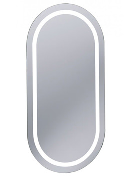 Related Bauhaus Essence Illuminated LED Back Lit Mirror 400 x 800mm - ME8040A