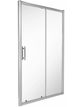 ES400 Sliding Shower Enclosure Door 1100mm - ES47500CP
