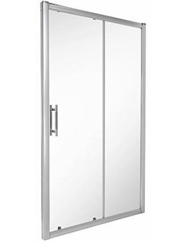 Twyford ES400 Sliding Shower Enclosure Door 1000mm - ES46500CP