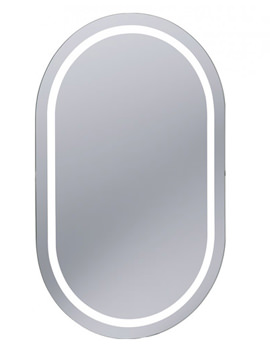 Related Bauhaus Essence Illuminated LED Back Lit Mirror 500 x 800mm - ME8050A
