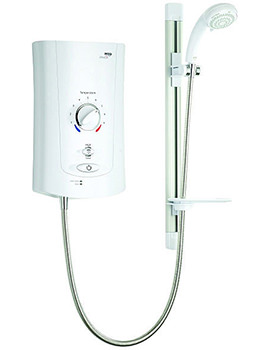 Advance Flex Low Pressure Thermostatic Electric Shower 9.0KW