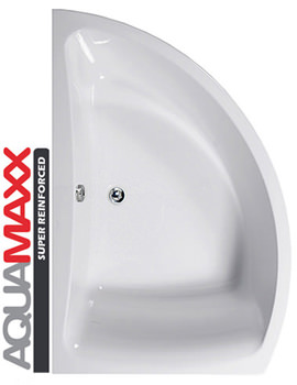 Comet Aquamaxx 1500 x 1000mm Left Hand Corner Bath