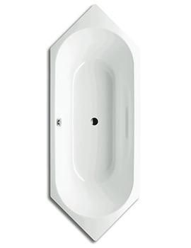 Kaldewei Vaio Duo6 958 Steel Bath 1900 x 900mm 0 TH - 2338 0001 0001