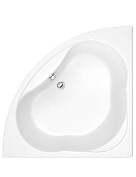 Related Balterley Sublime 1450 x 1450mm Corner Bath And Panel