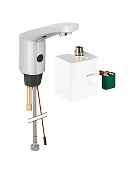 Geberit Type 186 Washbasin Tap With Generator - 116.336.21.1