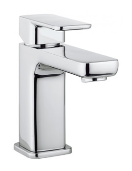 Atoll Monobloc Basin Mixer Tap Chrome - AT110DNC