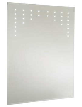 Cezanne Demistable LED Mirror 600 x 800mm - 12SL18602