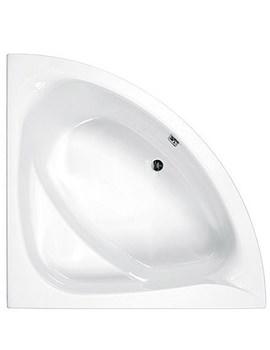 Carron Centennial Corner Standard 5mm Acrylic Bath 1500 x 1500mm