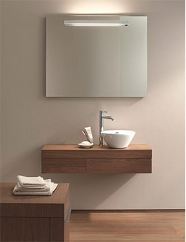 Related Duravit Fogo Mirror With Lighting 23-76 x 797mm - FO961501313