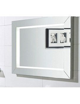 Sense Fluorescent Illuminated Mirror 600mm - MLB330