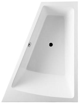 Duravit Paiova Corner Right Bath 1800 x 1400mm - 700229
