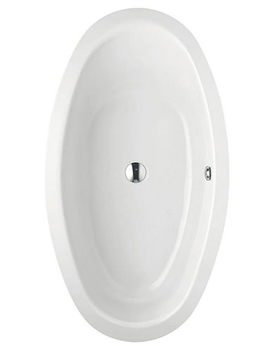 Home Oval Super Steel Bath 1800 x 1000 - BETTE8994