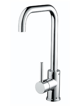Related Bristan Lemon Easy Fit Monobloc Sink Mixer Tap Chrome - LMN EFSNK C