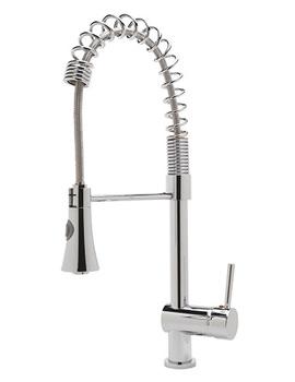Tre Mercati Boi-ing Mono Sink Mixer Tap With Flexible Spray - 90020