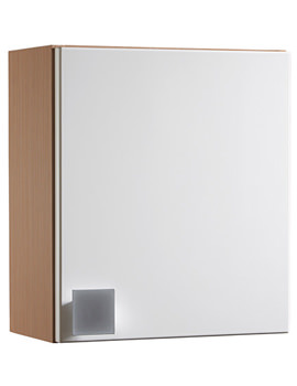 Refresh Square Wall Cabinet - RS0600WH