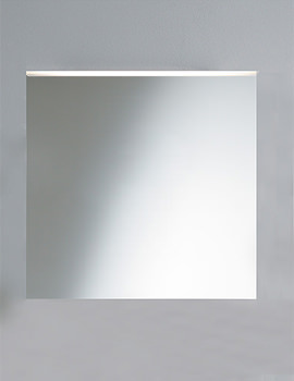 Related Duravit Delos Mirror With Fluorescent Lighting 1250mm - DL724600000