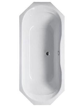 Bette Prisma Super Steel Bath 1800 x 800mm - BETTE3300