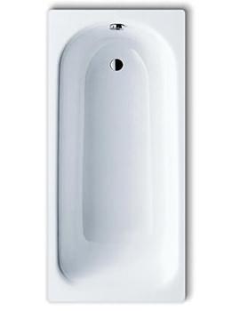 Related Kaldewei Saniform Eco Steel Bath 1700 x 700mm - 1118 0020 0001