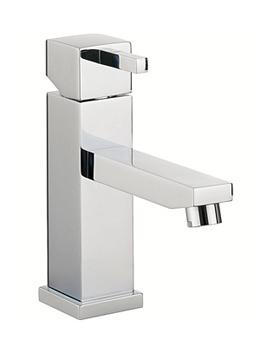 Related Crosswater Logic Mini Monobloc Basin Mixer Tap - LO114DNC