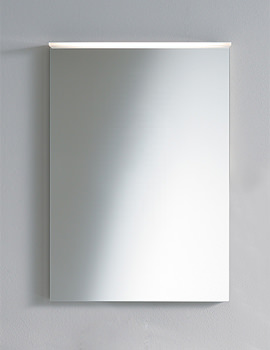 Related Duravit Delos Mirror With Fluorescent Lighting 800mm - DL734200000