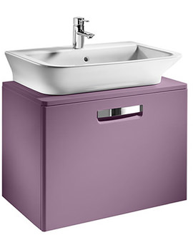 Related Roca The Gap Base Unit For 650mm Wide Basin - 856526577