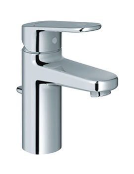 Europlus Monobloc Basin Mixer Tap With Pop Up Waste