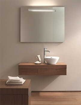 Related Duravit Fogo Mirror With Lighting 23 - 76 x 597mm -