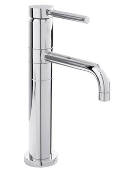 Tec Single Lever High Rise Mixer Tap With Swivel Spout