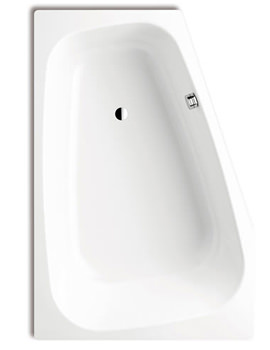 Related Kaldewei Plaza Duo 1800 x 1200-800mm Steel Bath Right Handed