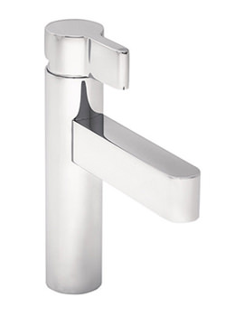 Cabana Mono Basin Mixer Tap Chrome