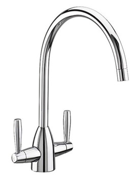 Enzo Chrome Mono Sink Mixer Tap - 68013