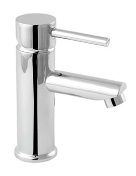 Insignia Mono Basin Mixer Tap With Press Top Waste - INS113