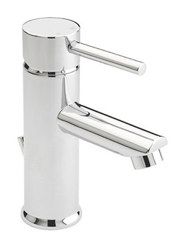 Poppy Mono Basin Mixer Tap With Pop Up Waste - 44070