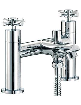 C Series Bath Shower Mixer Tap With Shower Kit - SCX007
