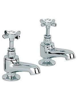 Westminster Bath Taps Pair - WE005