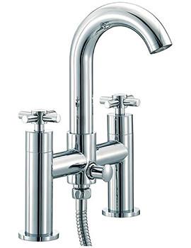 Series C Bath Shower Mixer High Spout Tap - SCX019