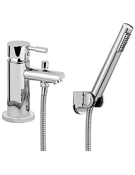 Mayfair F Series One Hole Bath Shower Mixer Tap - SFL050