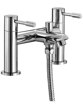 Series F Bath Shower Mixer Tap With No1 Kit - SFL007