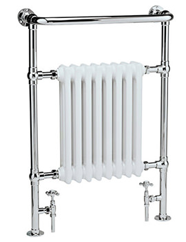 Grand Heated Towel Rail 660 x 940mm
