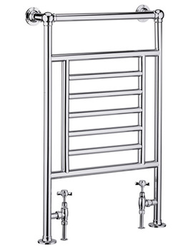 Heritage Winchester Heated Towel Rail - AHC74