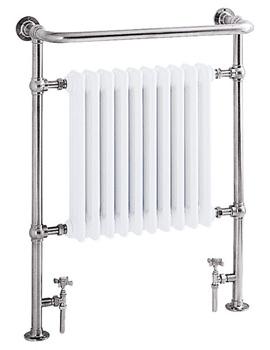 Clifton Heated Towel Rail Chrome - AHC73
