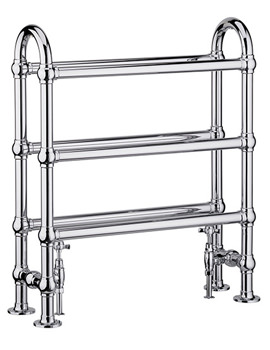 Oakham Clothes Horse Heated Towel Rail - AHC77