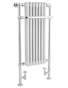 Tall Marquis Heated Towel Rail 553 x 1130mm - HT339