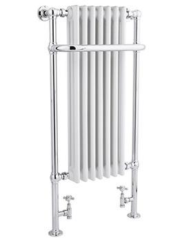 Tall Marquis Heated Towel Rail 553 x 1130mm - HT339