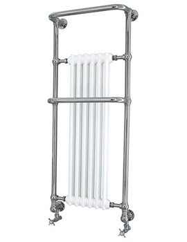 Cabot Wall Hung Heated Towel Rail - AHC102