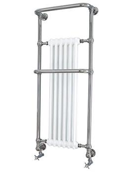 Cabot Wall Hung Heated Towel Rail - AHC102